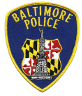 Baltimore City Police Logo